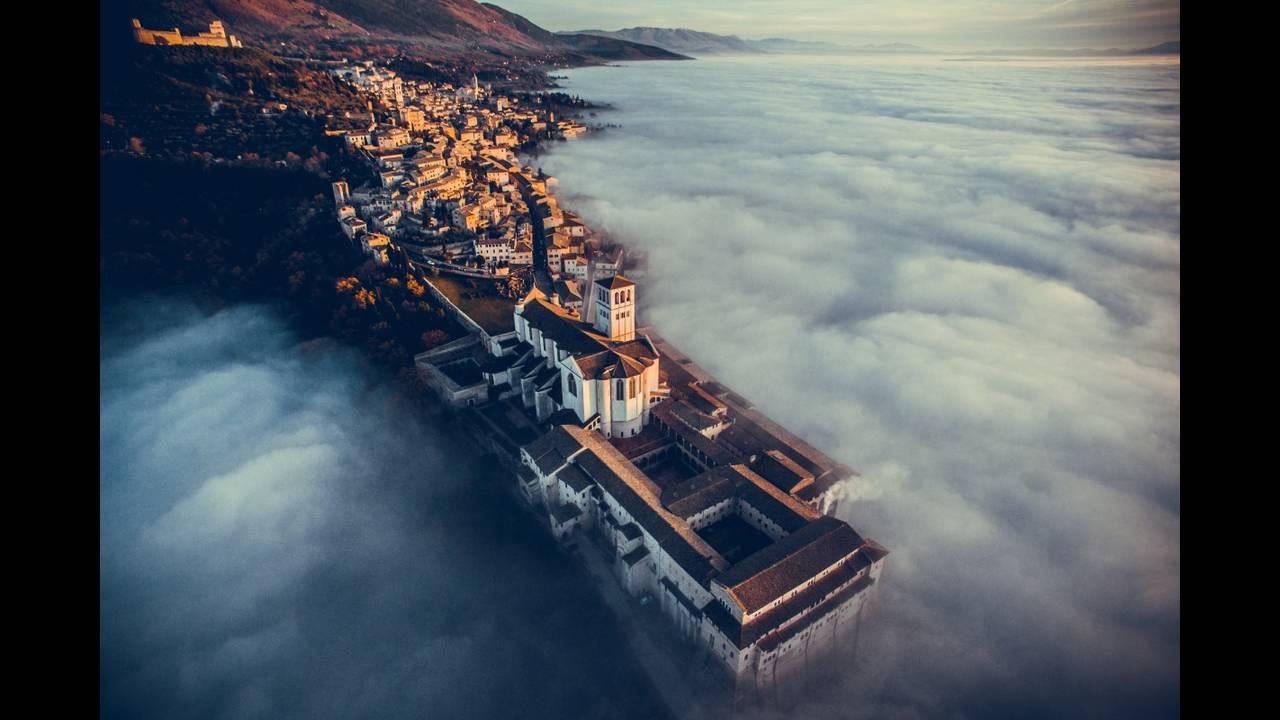 Βασιλική του Αγίου Φραγκίσκου της Ασίζης, Ιταλία