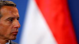 Υπέρ μιας σκληρής στάσης απέναντι στην Τουρκία τάσσεται ο αυστριακός καγκελάριος
