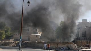 Συρία: σφοδροί ρωσικοί βομβαρδισμοί στο Χαλέπι