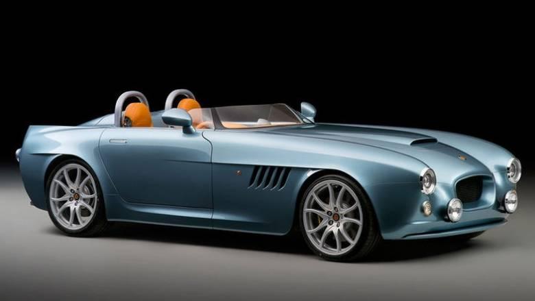 Το Bristol Bullet θα παρουσιαστεί το 2017 με κινητήρα BMW και σε μόλις 70 αντίτυπα