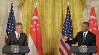 Τη σθεναρή του υποστήριξη στην TPP εξέφρασε ο Μπαράκ Ομπάμα