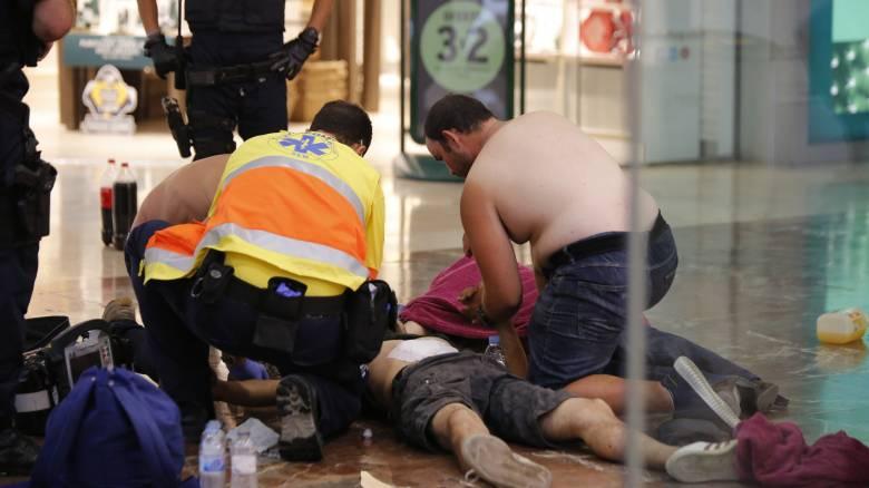 Βαρκελώνη: Επίθεση με μαχαίρι στον ηλεκτρικό της πόλης