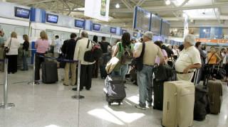 Κατά 11% αυξήθηκε η κίνηση στο αεροδρόμιο Αθηνών τον Ιούλιο