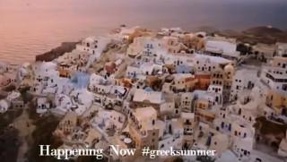 Συμβαίνει τώρα: Το ελληνικό καλοκαίρι σε... εξέλιξη (video)