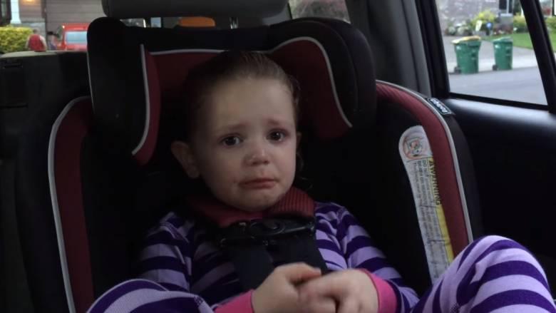 Η 4χρονη που ξεσπά σε κλάματα όταν μαθαίνει ότι αποχωρεί ο Ομπάμα