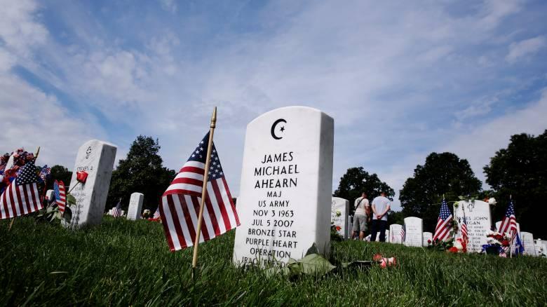 Οικογένειες Αμερικανών μουσουλμάνων παίρνουν θέση κατά του Τραμπ