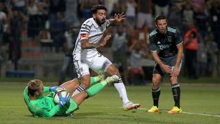 Champions League: ο ΠΑΟΚ καλύτερος αλλά έχασε από τον Άγιαξ και αποκλείστηκε