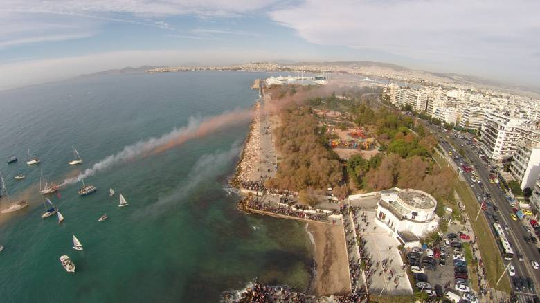Το Δημόσιο παραχωρεί στην Περιφέρεια Αττικής 487 στρέμματα στον Φαληρικό Όρμο