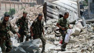 Κερδίζουν έδαφος στο Χαλέπι οι κυβερνητικές δυνάμεις με τη βοήθεια των Ρώσων