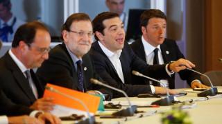 Σε Σύνοδο Κορυφής στην Αθήνα καλεί ο Τσίπρας τους ηγέτες των χωρών του ευρωπαϊκού Νότου