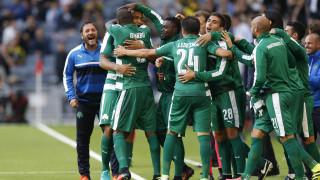 Europa League: πρόκριση στην Σουηδία για τον ΠΑΟ, αποκλεισμός με ψηλά το κεφάλι για τον ΠΑΣ