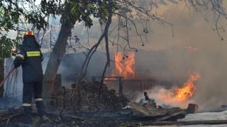 Κέρκυρα: Με σοβαρά εγκαύματα μάνα και γιος - Κάηκε το σπίτι τους