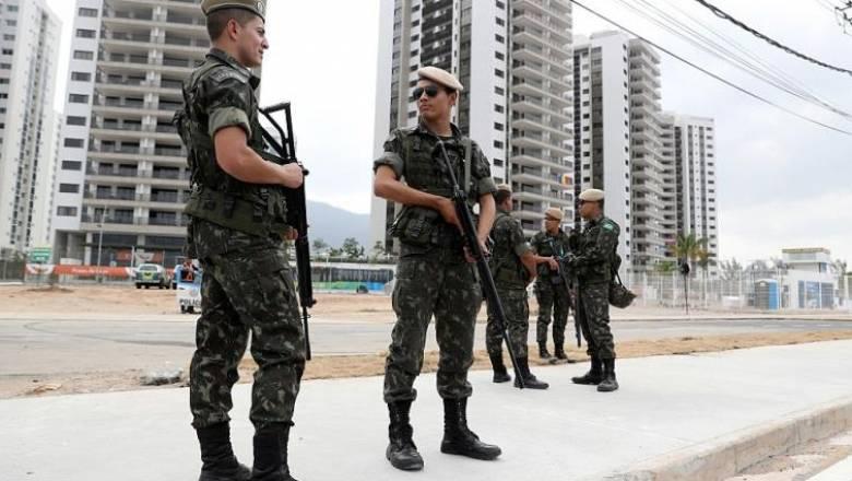 Ρίο 2016: Δολοφονία σε κεντρικό δρόμο της πόλης λίγες ώρες πριν την έναρξη των Αγώνων