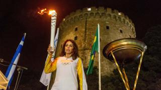 Ρίο 2016: Η ευχή της Βούλας Πατουλίδου στους Έλληνες αθλητές