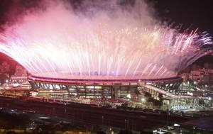 Ρίο 2016:Η τελετή έναρξης των Ολυμπιακών Αγώνων