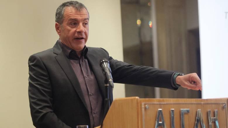 Σ. Θεοδωράκης: Δεν δίνουμε λευκή επιταγή σε κανέναν