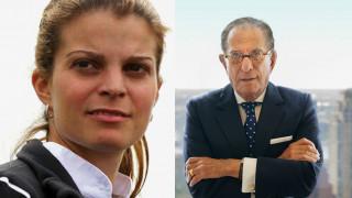 Αθηνά Ωνάση: Ποιος είναι ο άντρας που θα παλέψει μαζί της ενάντια στον Ντόντα