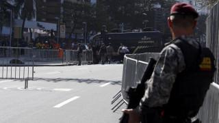Ρίο 2016: Eλεγχόμενη έκρηξη ύστερα από εντοπισμό ύποπτου αντικειμένου
