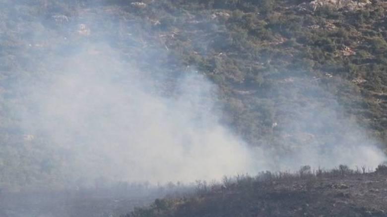 Υπό έλεγχο η πυρκαγιά στο Ηράκλειο
