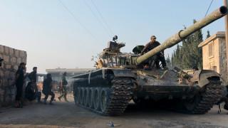Συρία: Έσπασαν την πολιορκία στο Χαλέπι λένε οι αντικυβερνητικοί αντάρτες
