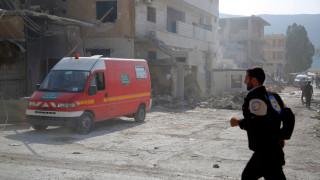 Συρία: Νεκροί άμαχοι σε βομβαρδισμό νοσοκομείου