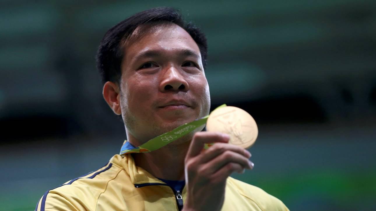 Ρίο 2016: Πρώτο χρυσό μετάλλιο στην ιστορία του Βιετνάμ
