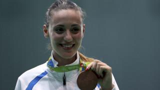 Ρίο 2016: Ποια είναι η 20χρονη Ολυμπιονίκης Άννα Κορακάκη