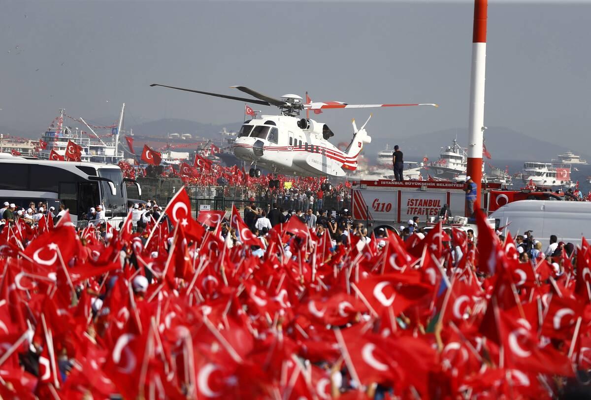 2016 08 07T144717Z 327586967 LR1EC87152J2H RTRMADP 3 TURKEY SECURITY RALLY