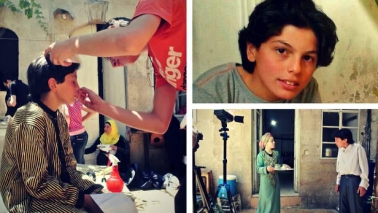 Το Χαλέπι θρηνεί το 14χρονο ήρωά του