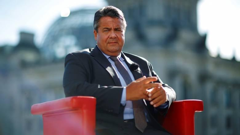 Ζ. Γκάμπριελ: «Ψευδαίσθηση» ότι η Τουρκία μπορεί να ενταχθεί τώρα στην ΕΕ