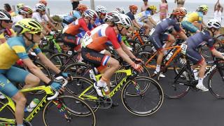 Ρίο: Φοβερό ατύχημα Ολλανδής πρωταθλήτριας