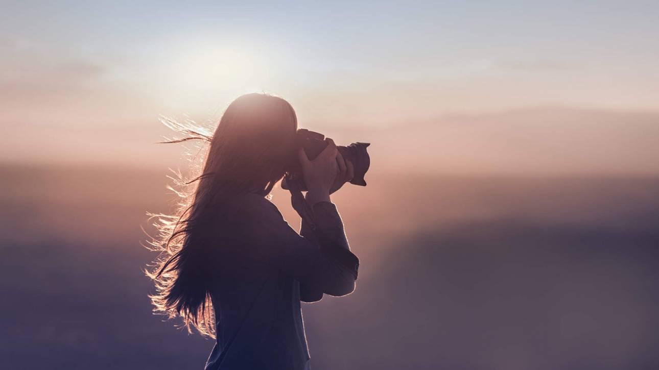 Πώς θα φωτογραφίσετε στις διακοπές σας, για να αισθανθείτε καλύτερα!