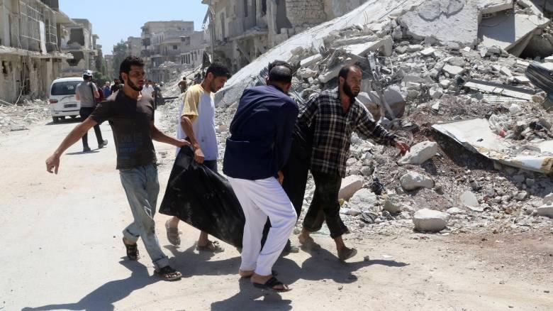 Ξεπέρασαν τις 290.000 οι νεκροί από τον πόλεμο στη Συρία