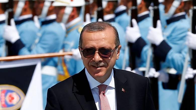 Ερντογάν: Είμαι ευγνώμων στον Πούτιν