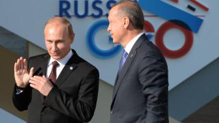 """Πούτιν -Ερντογάν: Συμμαχώντας με τον """"διάβολο"""""""
