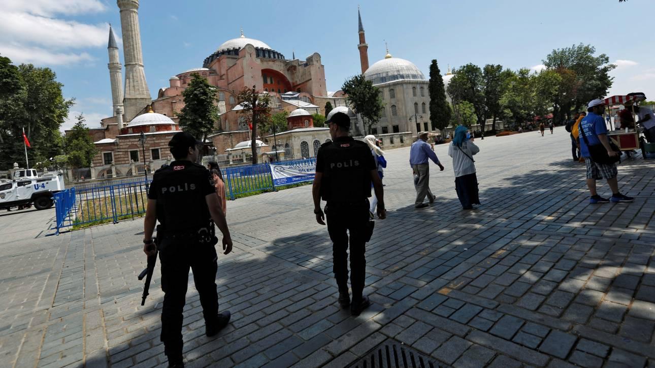 Η Μόσχα παίρνει θέση για την Αγία Σοφία εν όψει της συνάντησης Πούτιν–Ερντογάν