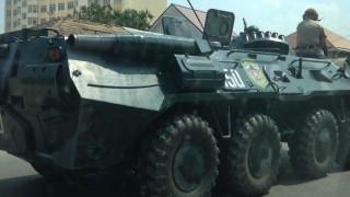 Ρωσική κινητικότητα στην Κριμαία