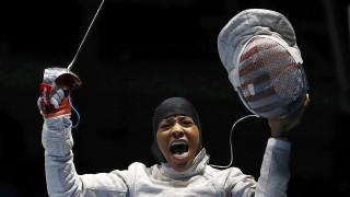 Ρίο 2016: Ιμπντιχάτζ Μουχαμάντ: Με το σπαθί της και το χιτζάμπ της κόντρα στα ταμπού