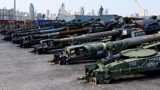 Οι ΗΠΑ πωλούν στρατιωτικό εξοπλισμό 1,15 δισ στη Σαουδική Αραβία