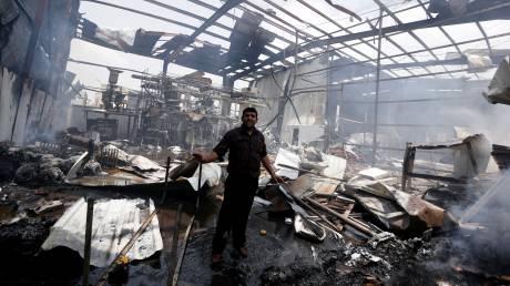 Υεμένη: Ξανάρχισαν τους βομβαρδισμούς Σαουδάραβες και σουνίτες σύμμαχοι