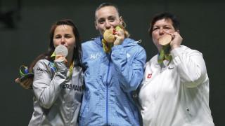 Ρίο 2016: τα πρώτα λόγια της Άννας Κορακάκη μετά το χρυσό Ολυμπιακό μετάλλιο