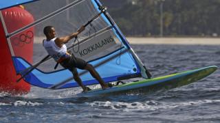 Ρίο 2016: στην μάχη του μεταλλίου στα RS:X ο Κοκκαλάνης