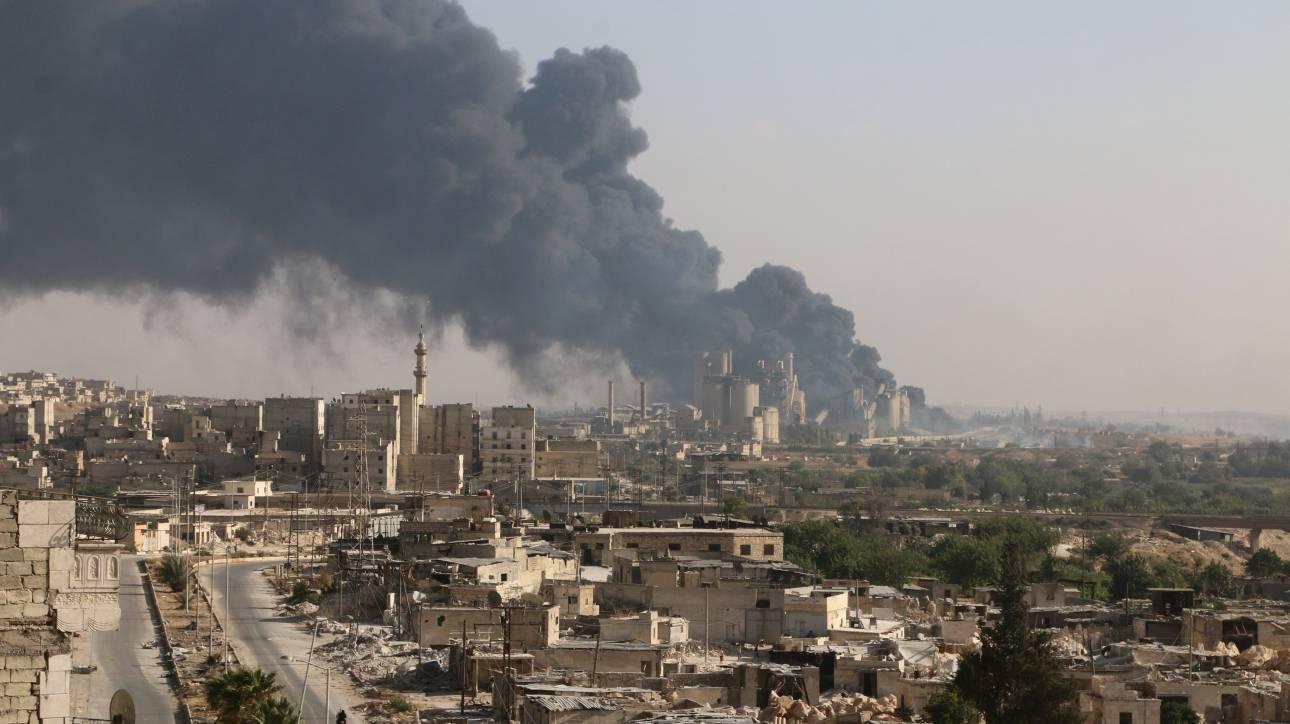 Οι αντάρτες διαψεύδουν την προέλαση των κυβερνητικών δυνάμεων στο Χαλέπι