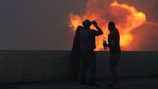Νεκροί, τραυματίες και εκτοπισμένοι στη φλεγόμενη Μαδέρα (pics)