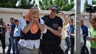 Το τουρκικό υπουργείο Δικαιοσύνης αποστέλλει το επίσημο αίτημα έκδοσης των 8 στρατιωτικών