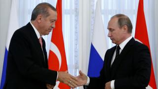 Το Βερολίνο για τη συνάντηση Πούτιν - Ερντογάν