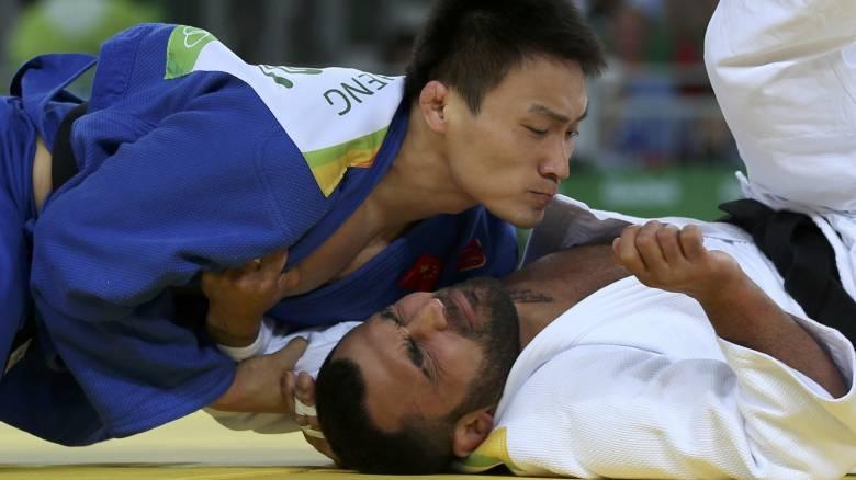 Ρίο 2016: έχασε στον πρώτο γύρο του τζούντο ο Ηλιάδης και αποκλείστηκε