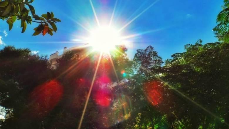 Ανεβαίνει η θερμοκρασία την Πέμπτη - Η αναλυτική πρόγνωση του καιρού