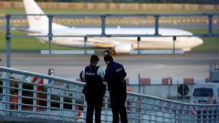 Λήξη συναγερμού στις Βρυξέλλες μετά από απειλή εκρηκτικού μηχανισμού σε δύο αεροσκάφη