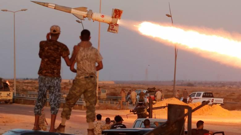Λιβύη: Δυνάμεις της Κυβέρνησης Εθνικής Ενότητας κατέλαβαν το κέντρο διοίκησης του ISIS στη Σύρτη
